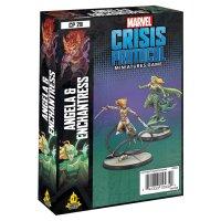 Marvel Crisis Protocol: Angela and Enchantress - Englisch