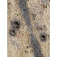 Playmats.eu - Wasteland Two-sided latex Play Mat - 44x60...