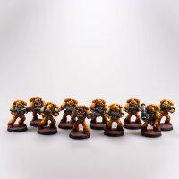 Space Marines - Imperial Fists - Taktischer Trupp (10...