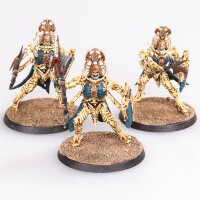 Ossiarch Bonereapers - 3 Immortis Guard - gut bemalt