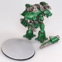 Adeptus Titanicus - Warlord Battle Titan - teilweise bemalt