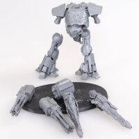 Adeptus Titanicus - Reaver Battle Titan - unbemalt