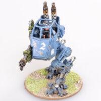 Astra Militarum - Scout Sentinel - gut bemalt