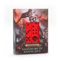 Würfelset: Daughters of Khaine