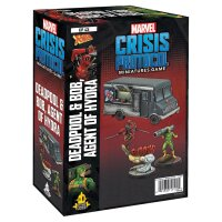 Marvel Crisis Protocol: Deadpool & Bob - Englisch