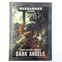 Dark Angels - Codex Dark Angels (Deutsch)