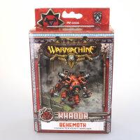 Warmachine - Khador - Heavy Character Warjack Behemoth
