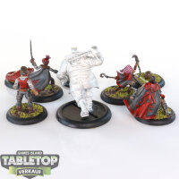 Guild Ball - The Union - Shadow of the Tyrant - teilweise...