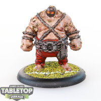 Guild Ball - The Union - Fangtooth - gut bemalt