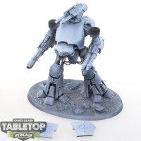 Adeptus Titanicus - Reaver Battle Titan - grundiert