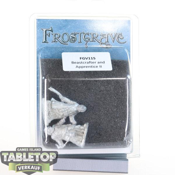 Frostgrave - Beastcrafter & Apprentice II