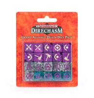 Warhammer Underworlds: Direchasm – Würfel des...