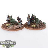 Astra Militarum - 2 Valhallaner Waffenteam...