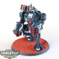 Tau Empire - XV88 Broadside Battlesuit - gut bemalt