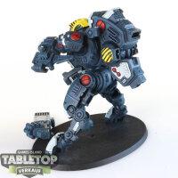 Tau Empire - XV95 Ghostkeel Battlesuit - gut bemalt