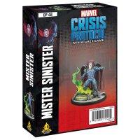 Marvel Crisis Protocol: Mr. Sinister - Englisch
