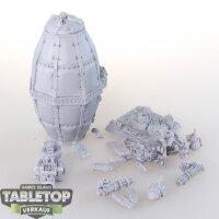 Titan Forge - Colossal Zeppelin - unbemalt