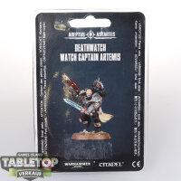 Space Marines - Watch Captain Artemis Blister