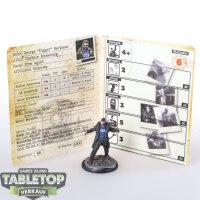 Knight Models Batman - Captain Boomerang - gut bemalt