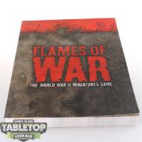 Flames of War - Regelbuch (Englisch)