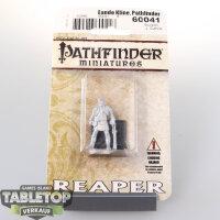 Pathfinder Miniatures - Eando Kline, Pathfinder