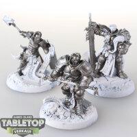 Warhammer Underworlds - Stahlherzens Champions - bemalt