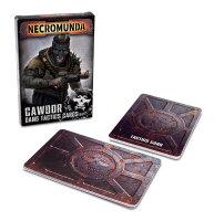 Necromunda: Cawdor Gang Tactics Cards