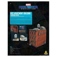 Marvel Crisis Protocol: NYC Apartment Terrain Expansion