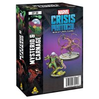 Marvel Crisis Protocol: Carnage & Mysterio - Englisch