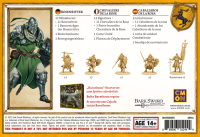 A Song of Ice & Fire - Rosenritter Erweiterung - Deutsch
