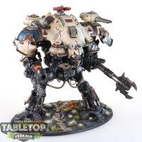 Chaos Knights - 1 Chaos Knight Tyrant - gut bemalt