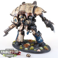 Chaos Knights - 1 Chaos Knight - gut bemalt