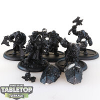 Hordes - Trollbloods - Krielstone Bearer & Stone...