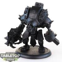 Khador - Black Ivan Heavy Character Warjack - grundiert