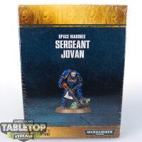 Space Marines - Sergeant Jovan