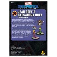 Marvel Crisis Protocol: Jean Grey & Cassandra Nova...