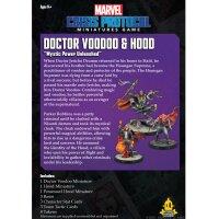 Marvel Crisis Protocol: Doctor Vodoo & Hood - Englisch