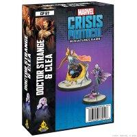 Marvel Crisis Protocol: Doctor Strange & Clea - Englisch
