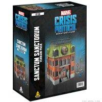 Marvel Crisis Protocol: Sanctum Sanctorum Expansion Terrain