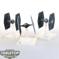 Star Wars X-Wing: TIE Fighter 3er Set