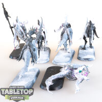 Daemons of Slaanesh - 5 Jägerinnen des Slaanesh -...