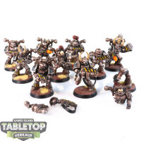 Chaos Space Marines - 10 klassische Chaos Space Marines -...