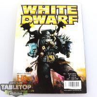 Games Workshop - White Dwarf 81 (Deutsch)