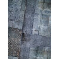 Playmats.eu - Aftermatch Plaza Two-sided rubber Play Mat...