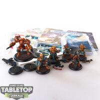Warcaster - Marcher Worlds Command Group Starter Set -...