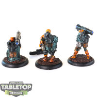Warcaster - Marcher Worlds Ranger Heavy Support Squad -...