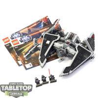 Lego Star Wars Old Republic Sith Fury Class Interceptor...