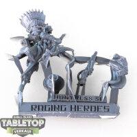 Raging Heroes - The Huntress - unbemalt