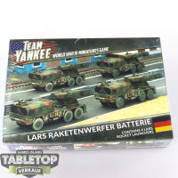 Team Yankee - German Raketenwerfer Batterie