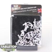 Team Yankee - British Mechanised Platoon